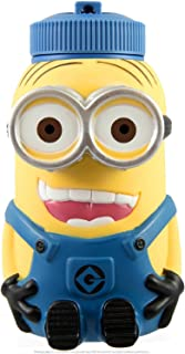 Universal Studios Despicable Me Minion Grip Sippy New