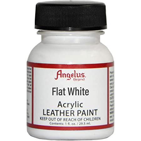 Angelus Leather Paint 30ml Flat White
