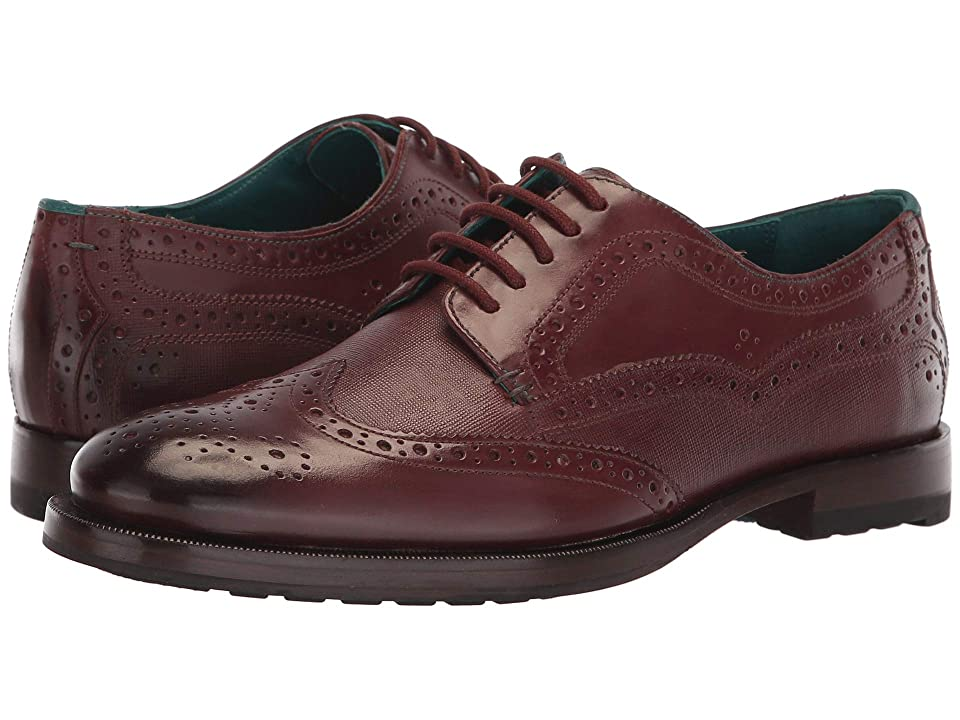 Ted Baker Senape (Dark Red) Men