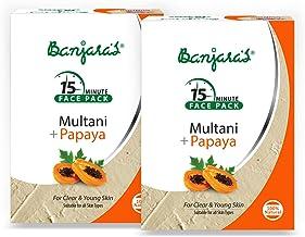 Banjara Multani with Papaya (100g) (Pack of 3)