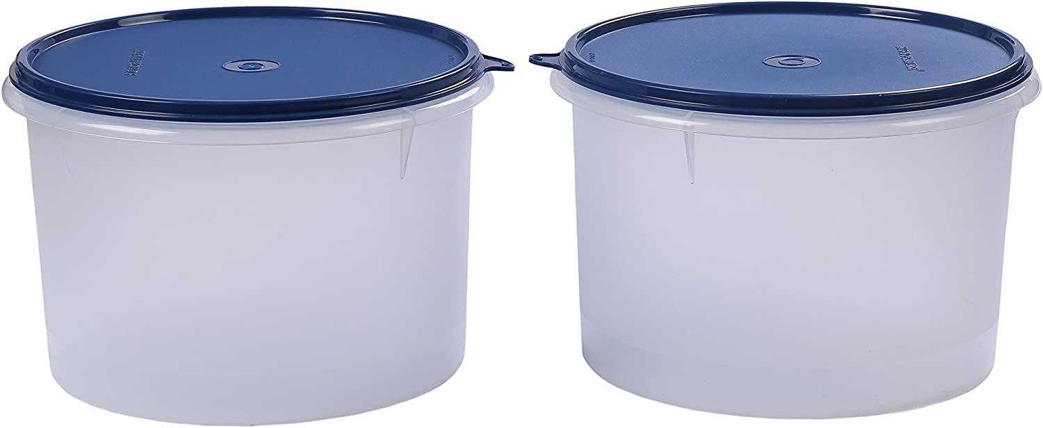 Signoraware Store Well Plastic Container Set, 3.5 Litres, Set of