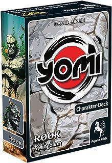 Yomi Einzeldeck Rook