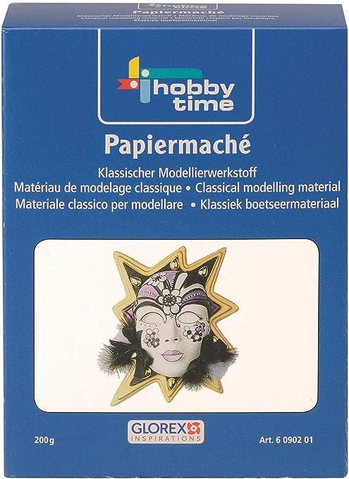 200 g Pappmach/é leicht und geschmeidig Papiermach/é