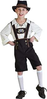 Boys German Lederhosen Costume