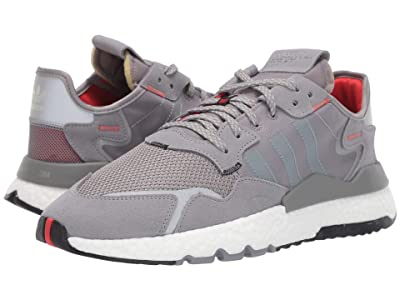 adidas Originals Nite Jogger (Grey Three/Grey Three/Footwear White) Men