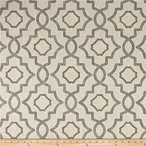 Magnolia Home Fashions Talbot Fabric, Yard, Metal