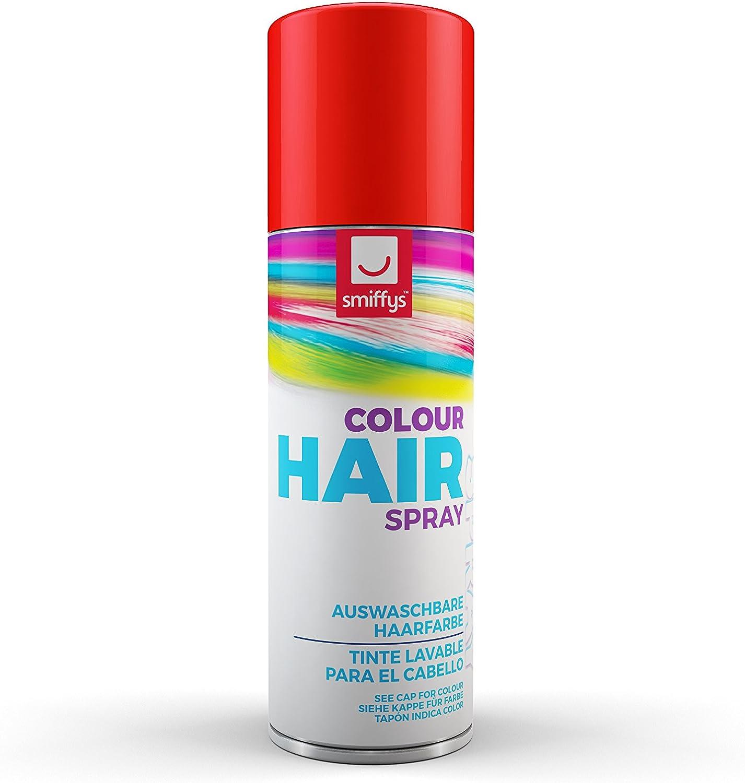 SmiffyS 052Pk Spray De Color Para Pelo, Rosado