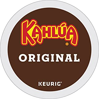 Timothy`s World Coffee Kahlua Original Single Serve Keurig Certified Recyclable K-Cup pods for Keurig brewers, 12 Count