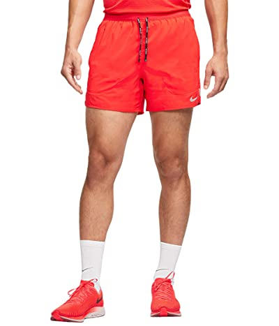 Nike Flex Stride Shorts 5 BF (Chile Red/Reflective Silver) Men