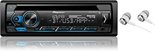 Pioneer DEH-S4200BT Single-DIN in-Dash CD AM/FM Receiver MIXTRAX, Bluetooth Dual Phone Connection, USB, Spotify, Pandora, ... photo