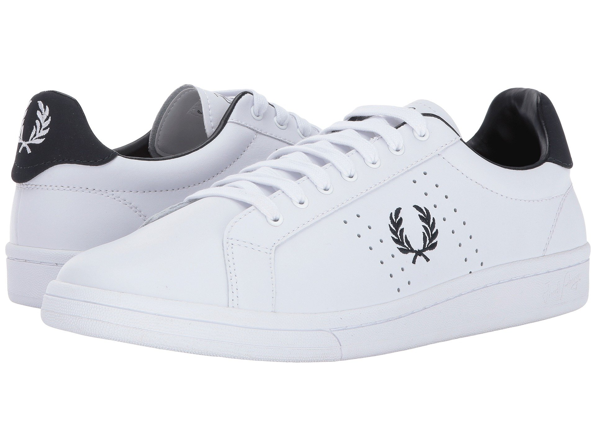 bf208c47 Men's Fred Perry Shoes + FREE SHIPPING | Zappos.com