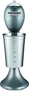 Hamilton Beach 65120 Classic All-Metal Smoothie and Drink Stand Mixer, Gray