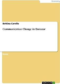 Communication Change in Eurostar