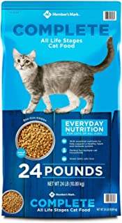 An Item of Member's Mark Complete All Life Stages Cat Food (24 lbs.) - Pack of 1