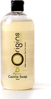 Pure Liquid Castile Soap Organic 500g