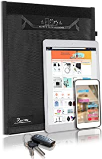 $23 » Sponsored Ad - Faraday Bag,Signal/RFID Blocking Case Shielding for Anti-Car Theft, Personal Privacy/Travel & Data Security...