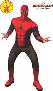 Rubie's Men's Marvel: Spider-Man Far from Home Deluxe Spider-Man Costume Adult Costume