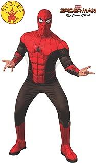 deluxe black spiderman costume