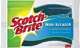 Scotch-Brite Non-Scratch Scrub Sponge, 1-Sponge