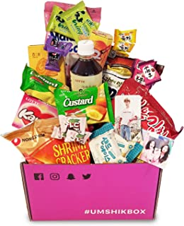 asian snack box subscription