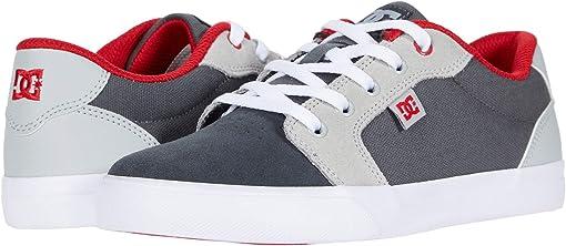 Grey/Grey/Red