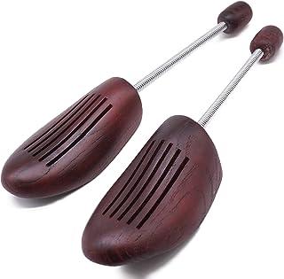 [ライムガーデン] 木製 シューツリー シューキーパー 革靴 ビジネスシューズ
