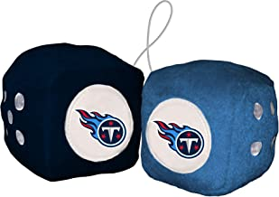 Fremont Die NFL Unisex Fuzzy Dice