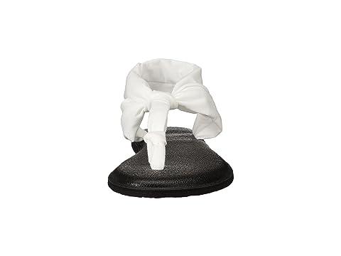 Sanuk White White Sling Sanuk Sling Ella Ella Yoga Yoga gqI86w6