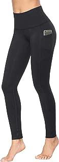 Fengbay 2 Pack High Waist Yoga Pants, Pocket Yoga Pants...