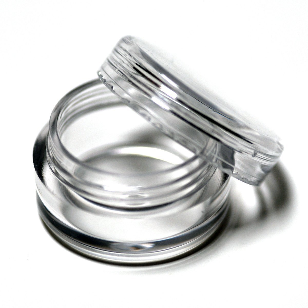 JOVANA 25 It is very popular Pcs Clear Plastic Cosmetic At the price of surprise Gram Containers 5 - Sample