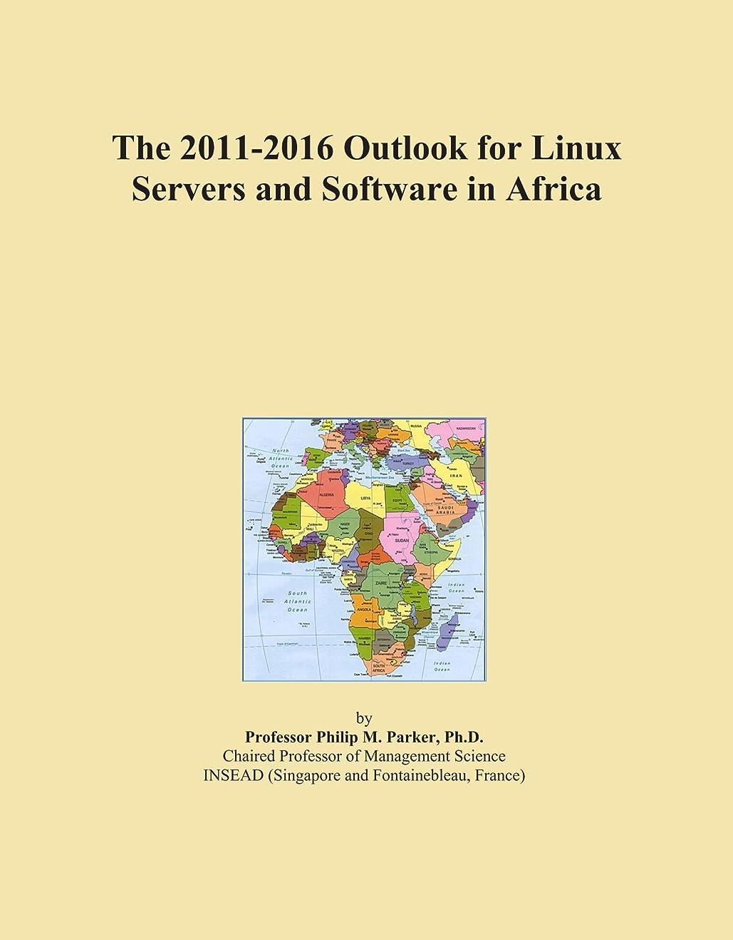 是正敬蒸発するThe 2011-2016 Outlook for Linux Servers and Software in Africa