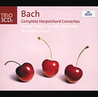 Bach: The Harpsichord Concertos