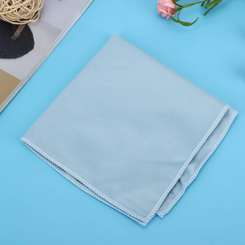 Watch Polishing Branded goods Cloth mart Made of Microfiber Material an Lightweight
