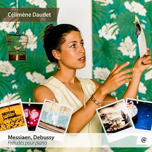 Digital Booklet: Messiaen & Debussy: Préludes pour piano