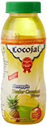 Cocojal Pineapple Tender Coconut Water, Pack of 6