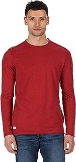 Regatta Men's Karter II' Casual Long Sleeve Jersey T-shirts/polos/vests