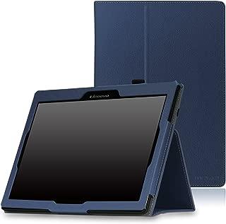 MoKo Lenovo Tab2 A10-70 Case - Slim Folding Stand Cover Smart Case for Lenovo Tab 2 A10-70, Tab 10(TB-X103F) 10.1