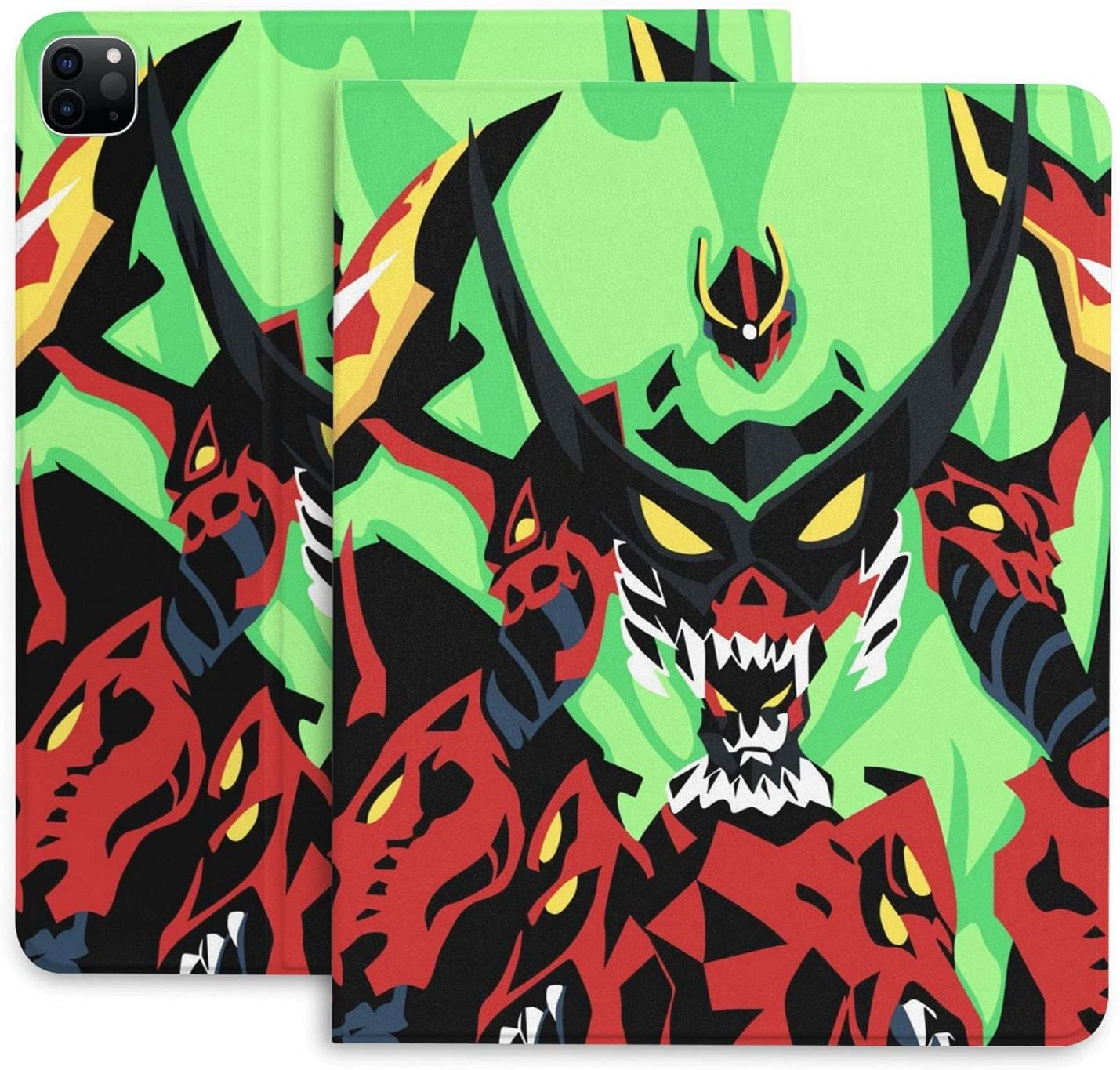 Gurren Lagann IPad Case 2020 New sales Ipad 11 Shipping included Inch Anime Pro Tablet