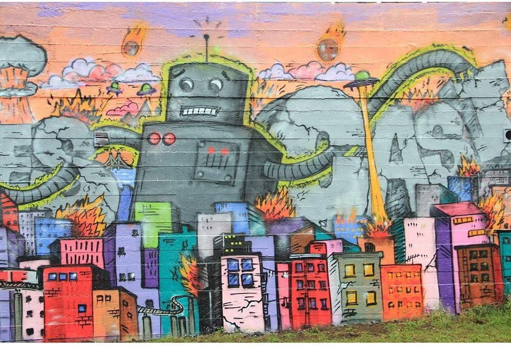 Jigsaw Puzzles Street Ranking TOP3 Graffiti Puzzle Genuine Free Shipping Adult Intellecti Children