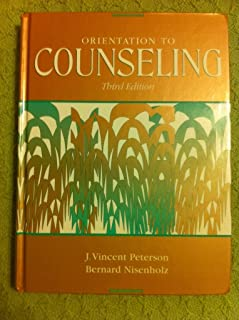 Orientation to Counselling