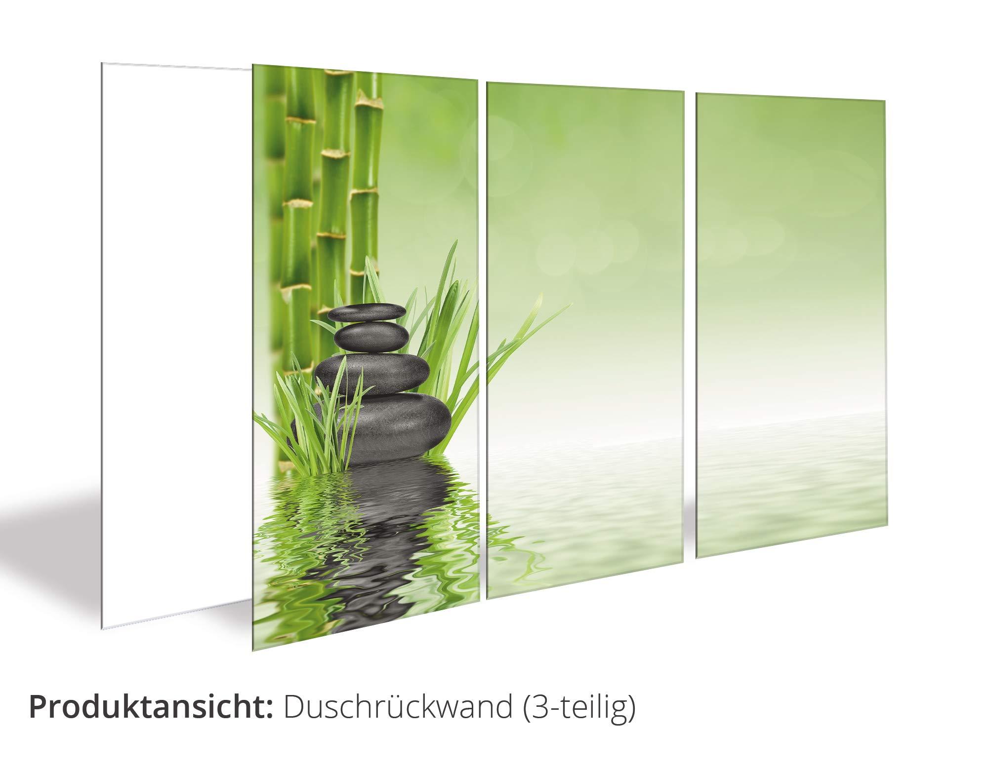 Artland D3JF - Placa de Aluminio compuesta para la Pared Posterior del baño, diseño de pavés Timofeev, Color Verde: Amazon.es: Juguetes y juegos