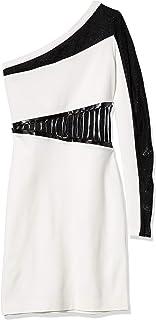Just Cavalli womens Just Cavalli Womens Assymetrical Dress Casual Dress