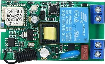 eWeLink DC5V / AC85-250V Wifi Switch RF 433MHz Módulo de relé sem fio Módulos de automação residencial inteligente APP par...