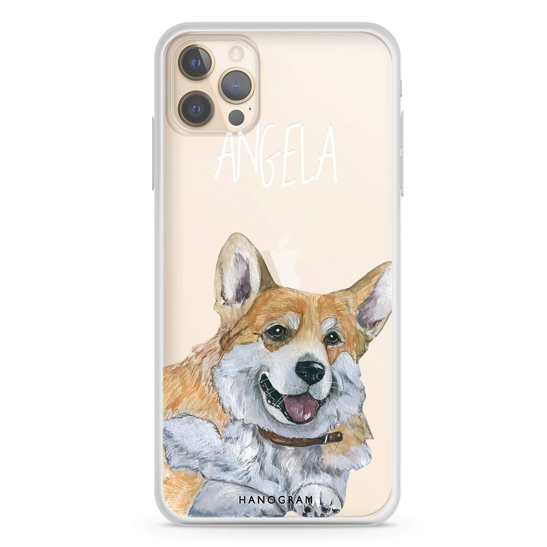 Corgi iPhone Luxury 12 Pro Max Pr Soft Max 82% OFF Clear Case