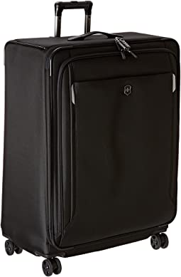 "Werks Traveler 5.0 - WT 30"" Dual Caster Expandable 8-Wheel Upright"