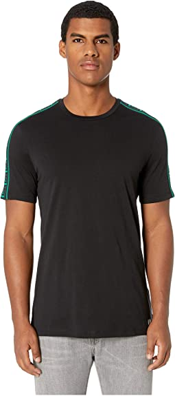 T-Shirt with Sleeve Detail