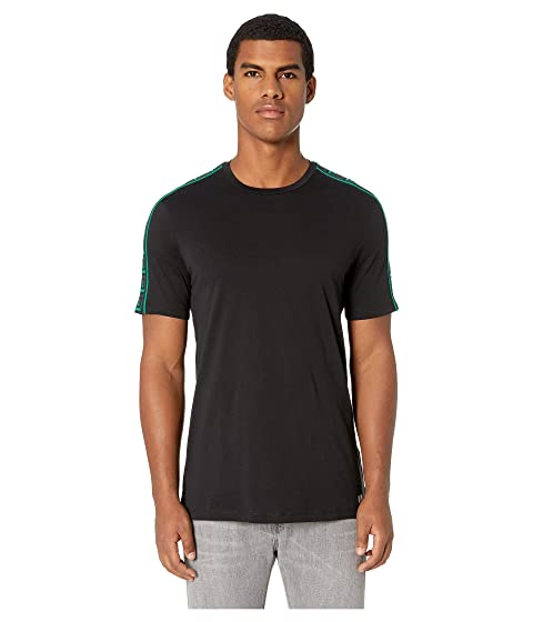 Versace Collection T-Shirt with Sleeve Detail