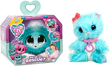 Little Live Scruff-A-Luvs Plush Mystery Rescue Pet - Blue
