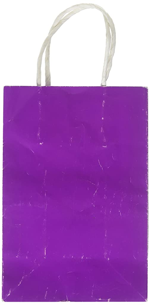 Cindus Junior Tote Gift Bag, Purple