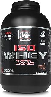 Tegor Sport Proteína Iso Whey en Polvo Chocolate - 3000 gr